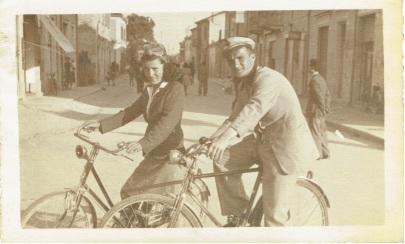 Foto in bici