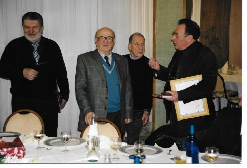 Compleaano 80 anni con Bianchini e Fiscioun