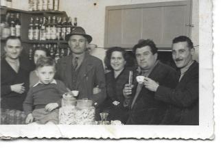 Parenti anni 40