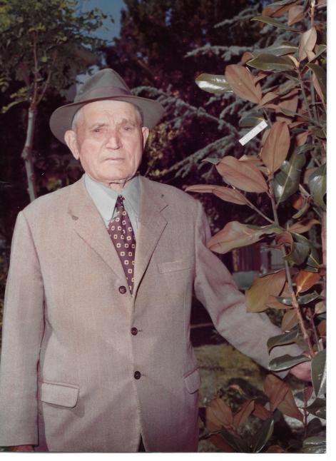 Suo padre Vincenzo